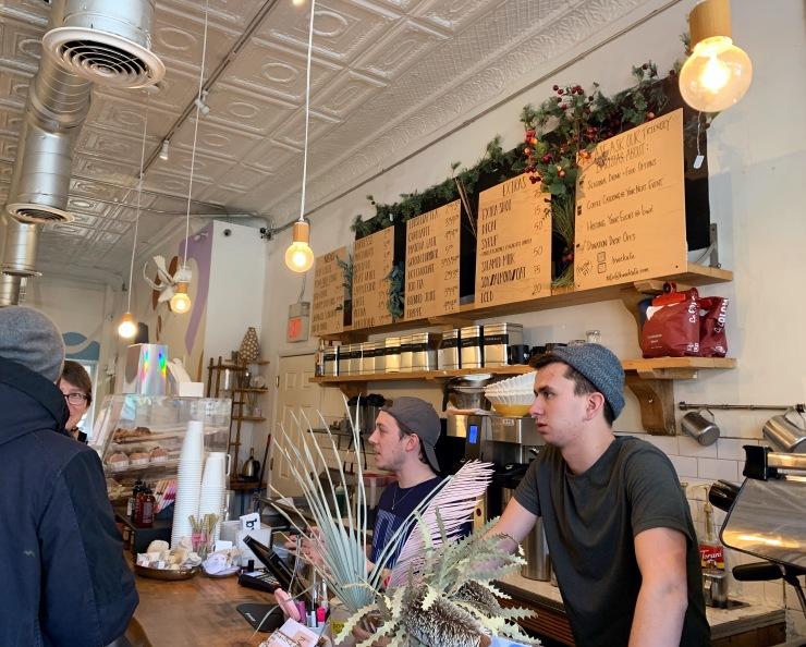 bwé kafe in Hoboken